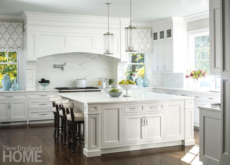 large white kitchen island oil rubbed bronze sink with robert abbey cole light pendant