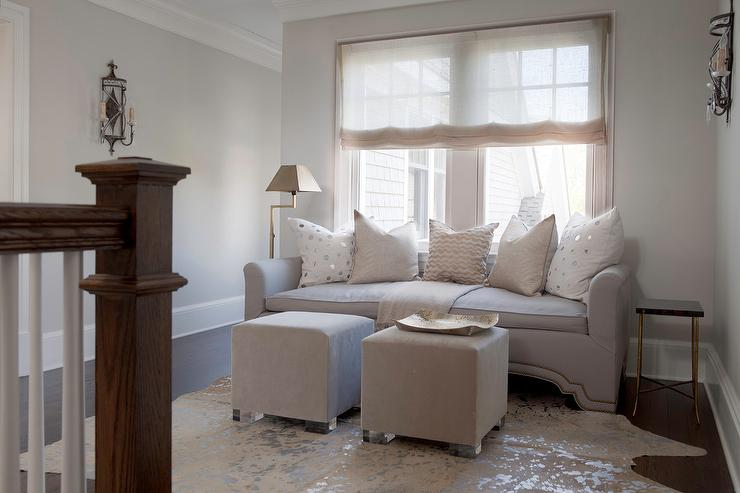 Sofa In Front Of Window Design Ideas