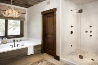Plank Shower Tiles Design Ideas