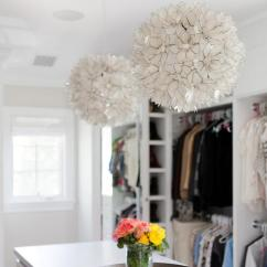 Kitchen Island Marble Top Bronze Pull Down Faucet Closet - Transitional Kristin Peake ...