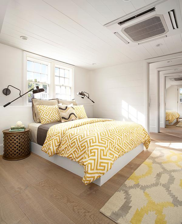Yellow And Brown Bedroom Design Design Ideas