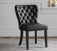 Black Tufted Chair | www.pixshark.com - Images Galleries ...