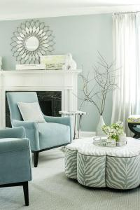 Alyssa Rosenheck: Gold and Gray Bauhaus Chairs with Gray