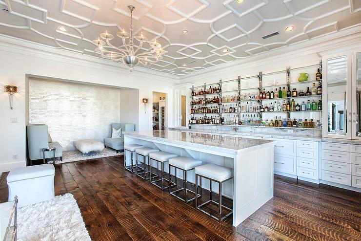 living room furniture long island bookcase for glass wet bar shelves - contemporary