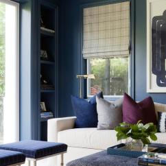 Dark Turquoise Living Room Walls Modern Indian Seating Designs Blue And Gray Office - Eclectic Design Sponge