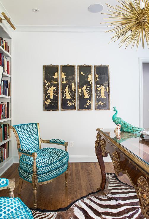 Elegant Black Dining Room Set