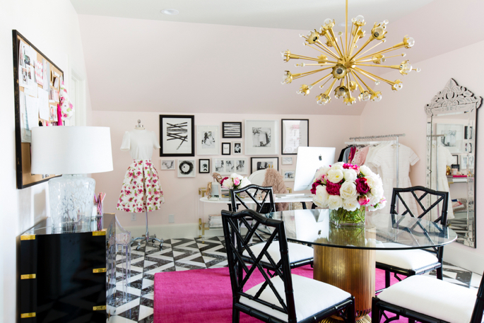 Black And White Office Design Ideas