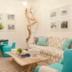 Aqua Sofa Zuo Carnival Review Gray And Blue Living Room Contemporary