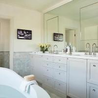 Framed Inset Medicine Cabinets - Transitional - bathroom ...