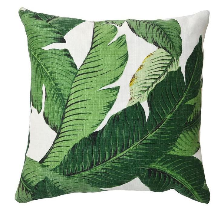 Moroccan Pillow  Palm Green  Pillows  Cushions  Wisteria