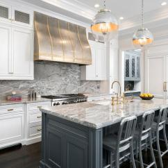 Colored Kitchen Islands Cabinet Painting Contractors Gunmetal Gray Island With Industrial Counter Stools