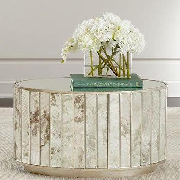 Palais Coffee Table With Shelf