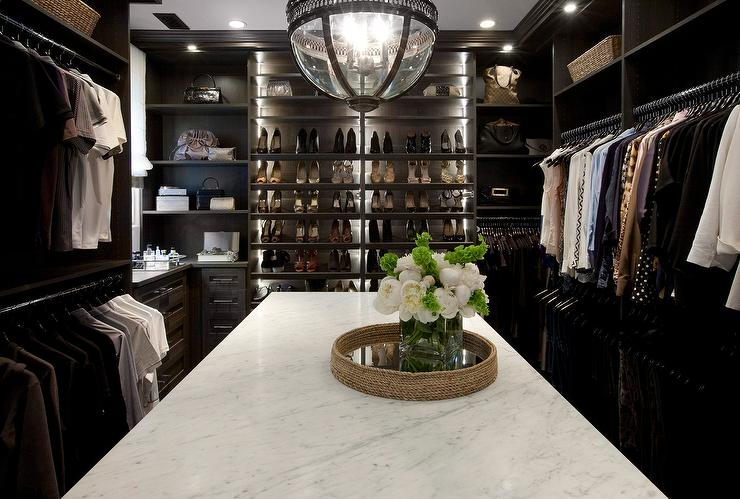 living rooms sets small apartment room storage ideas dark stained custom shoe shelves - transitional closet