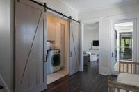 Laundry Room Barn Doors Design Ideas