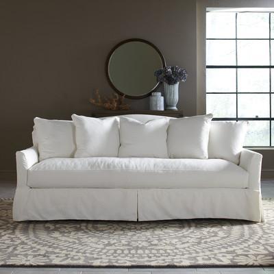 wayfair sofas reviews palliser leather sofa cindy crawford home beachside white denim - ...
