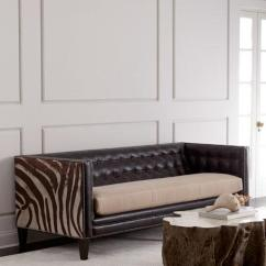 Animal Print Sofas Chair Sofa Bed Ikea Brown Leather Zebra