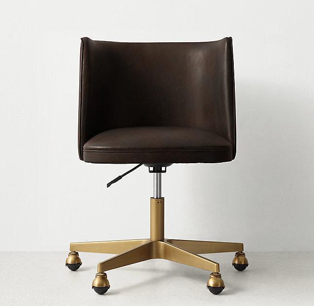 Gray Desk Chair