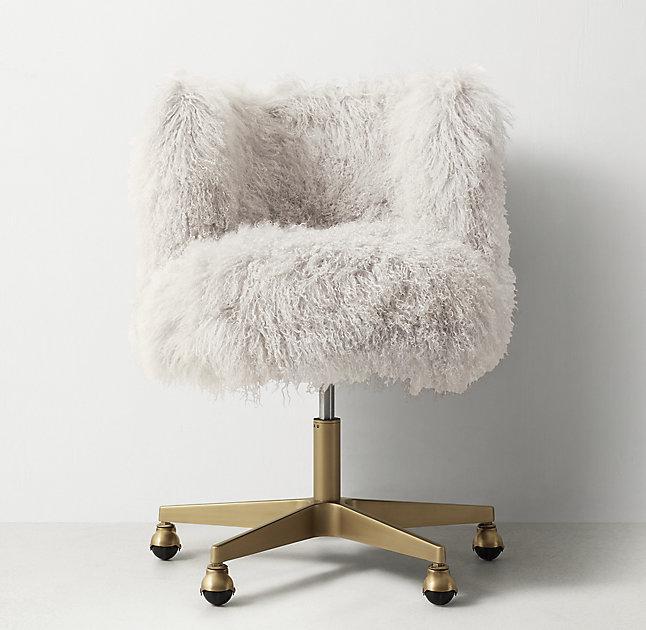 Big Fluffy Chair