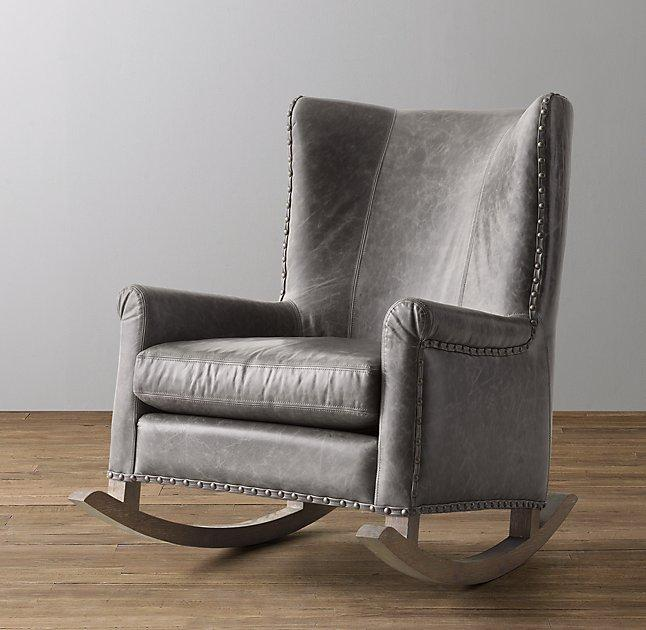 Moore Wingback Chair  HomeDecoratorscom