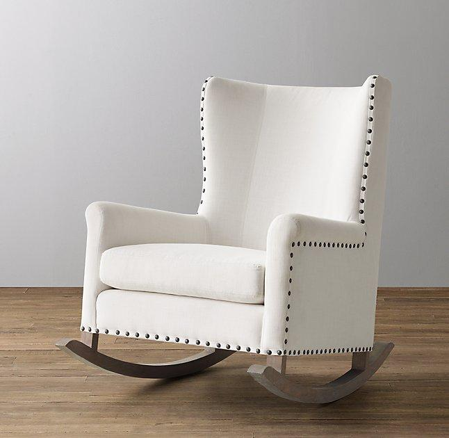 Baby Relax Gray Abby Rocker