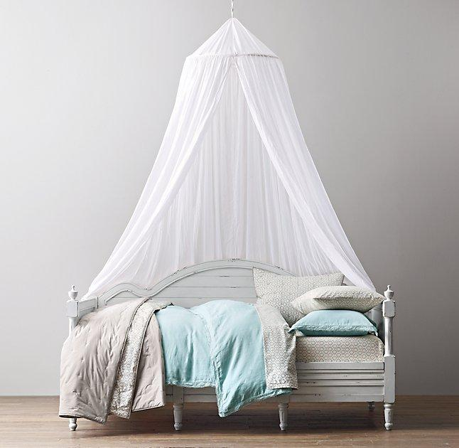 Madeline Bed  Canopy  Pottery Barn Kids