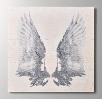 Wooden Angel Wings Wall Decor - Wall Decor Ideas