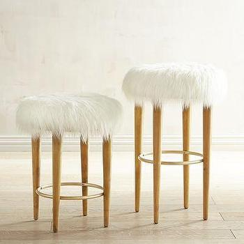 ikea faucet kitchen modular wall cabinets terra bamboo swivel counter height bar stool in white