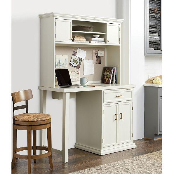 kitchen counter desk refurbishing cabinets taylor hardwood white height workstation
