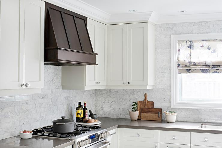 kitchen vent hood sink rug white with coffee stained transitional