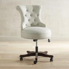 Airgo Swivel Desk Chair Phil Teds Poppy High Foster - Pottery Barn