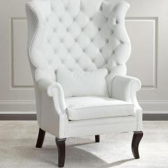 Tufted Side Chair Where To Buy Dining Chairs Interior Design Products, Bookmarks, Design, Inspiration And Ideas By Horchow.com.
