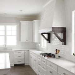 Costco Kitchen Sink Home Depot Designs White Mini Beveled Subway Tiles - Transitional ...