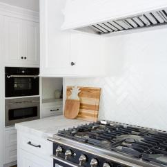 Kitchen Cabinet Hardware Pulls Pull Out Shelves For White Vent Hood With Black Range - Transitional