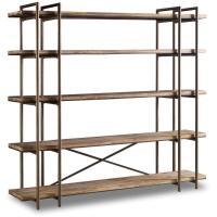 Studio Organic Industrial Etagere Bookcase
