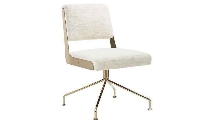 office chair overstock red leather counter chairs chic white gold - products, bookmarks, design, inspiration and ideas.
