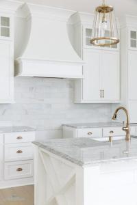Gray Granite Countertops - Transitional - Kitchen ...