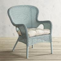 Montauk Nest Chair - Antique Palm - west elm