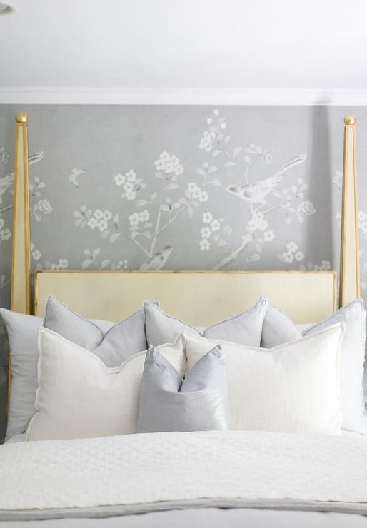 Gray And Gold Bedroom Ideas Design Ideas