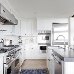 Viking Kitchens Target Kitchen Accessories White With Appliances Transitional