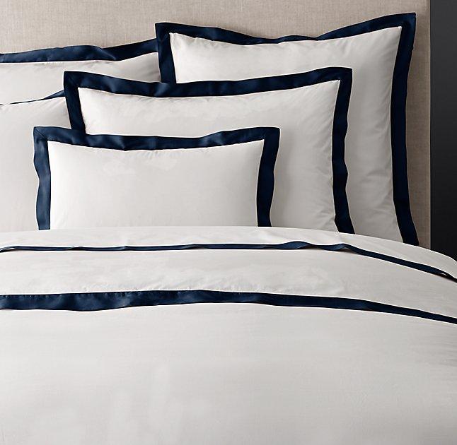 Silk Percale Billy Bedding I Zara Home
