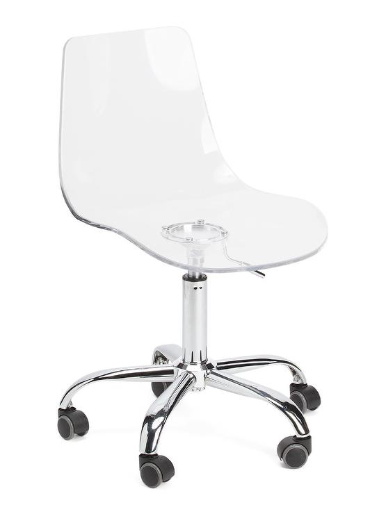 victoria ghost chair barber kartell acrylic