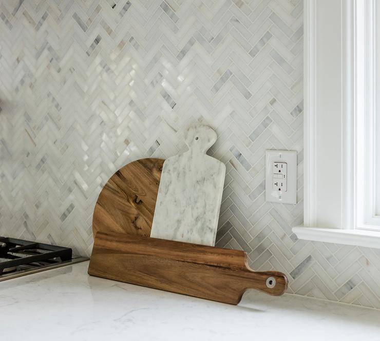 Kitchen Wall Tile Pattern Ideas