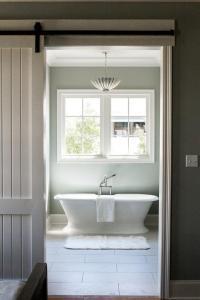 Gray Barn Door Design Ideas