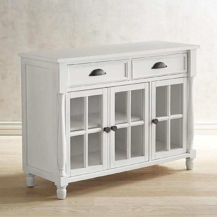 distressed wood kitchen cabinets home depot kitchens farmhouse buffet and hutch - dining room furniture ...