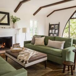 How To Decorate With A Dark Brown Leather Sofa Chesterfield Blue Velvet Modern Mediterranean Design - Living Room ...