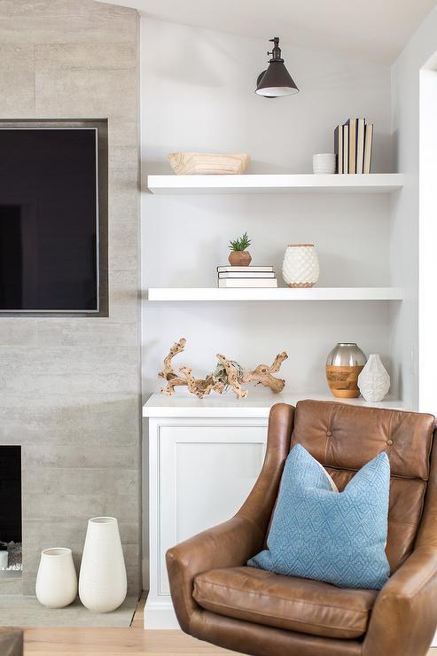 gray chevron chair gliding and ottoman interior design inspiration photos by lynde galloway.