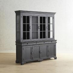Kitchen Nook Table Replacement Drawers Farmhouse Buffet And Hutch - Dining Room Furniture ...