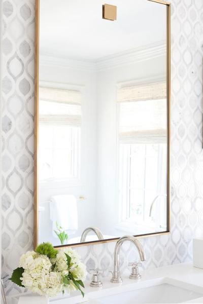 Bathroom - Martha Stewart Morning Fog