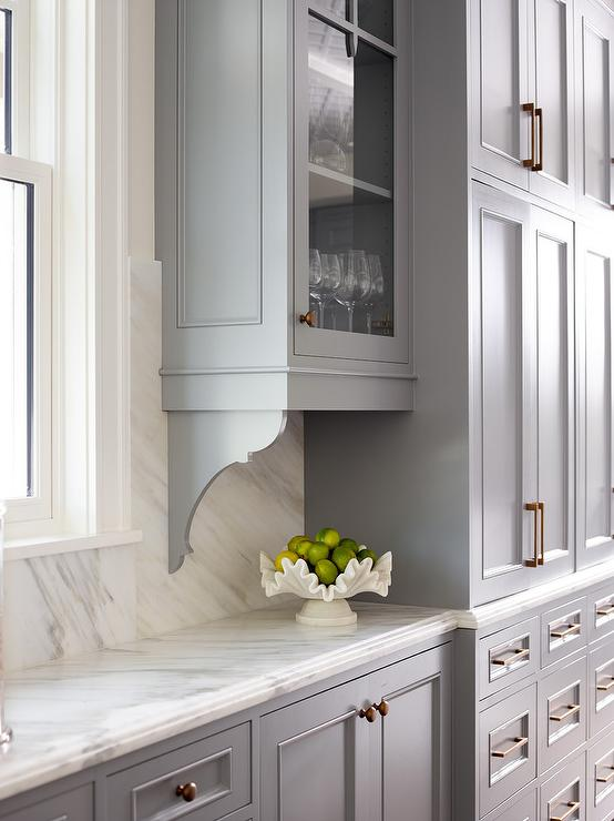 kitchen cabinets pantry cabinet corbels design ideas