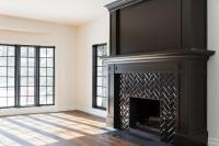 Fireplace Windows Design Ideas